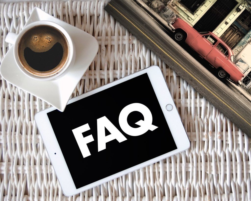 Tablet Frequently Asked Questions  - geralt / Pixabay